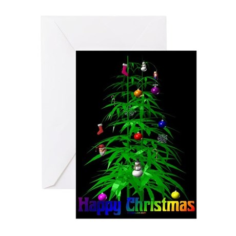 Stoner Christmas Greeting Cards (Pk of 10)