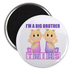I'm A Big Brother (BGG:blk) Magnet