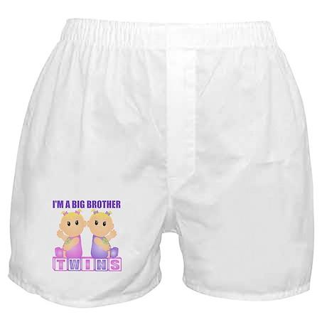 I'm A Big Brother (BGG:blk) Boxer Shorts