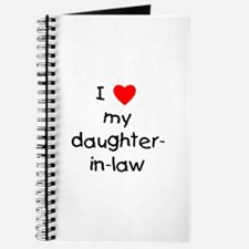 I love my daughter-in-law Journal