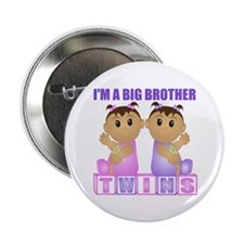 I'm A Big Brother (TGG:blk) Button