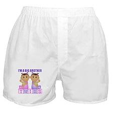 I'm A Big Brother (TGG:blk) Boxer Shorts