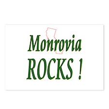 Monrovia Rocks ! Postcards (Package of 8)