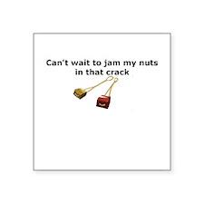 Rock Nuts Sticker
