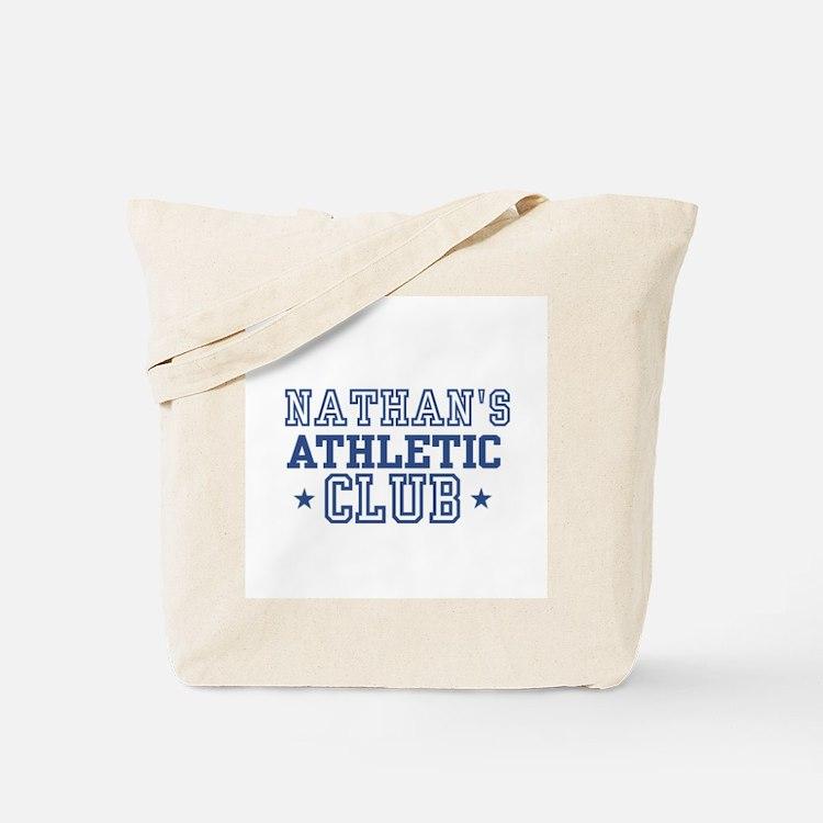 Nathan Tote Bag
