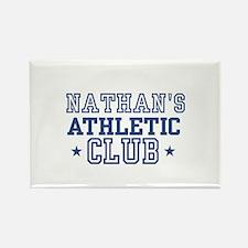 Nathan Rectangle Magnet