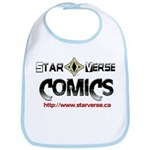 The Star Verse Bib