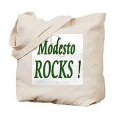 Modesto Rocks ! Tote Bag