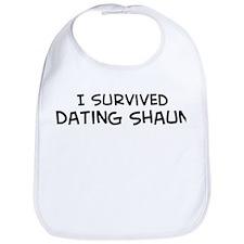 Survived Dating Shaun Bib