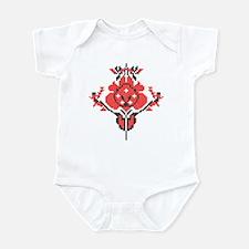 Kvetka Infant Bodysuit