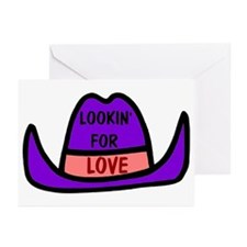LOOKING FOR LOVE Greeting Cards (Pk of 10)