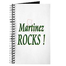 Martinez Rocks ! Journal