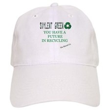 Soylent Green Recycling Baseball Cap