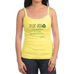 Soylent Green Recycling Jr.Spaghetti Strap