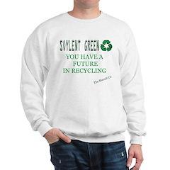 Soylent Green Recycling Sweatshirt