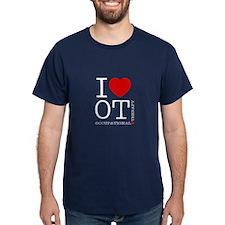 I Heart OT - T-Shirt