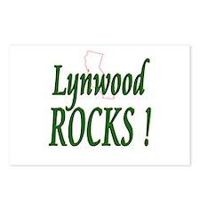 Lynwood Rocks ! Postcards (Package of 8)