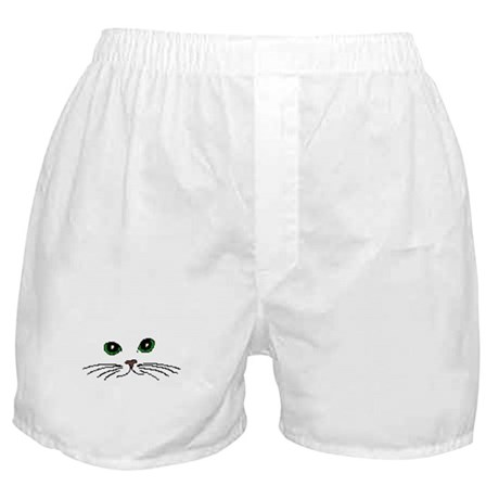 Cats Face Boxer Shorts
