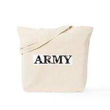 Army (Flag) Tote Bag