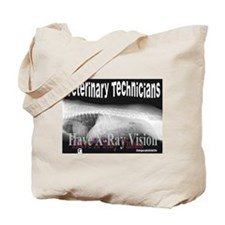 Veterinary Technician Rads Tote Bag