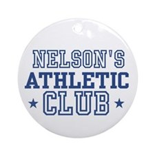 Nelson Ornament (Round)