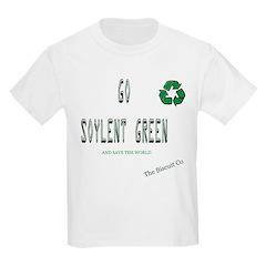 Go Soylent Green Kids T-Shirt
