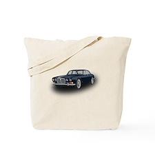 Jaguar XJ6 Tote Bag