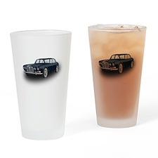 Jaguar XJ6 Drinking Glass