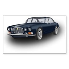 Jaguar XJ6 Stickers