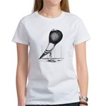 Swing Pouter Pigeon Women's T-Shirt