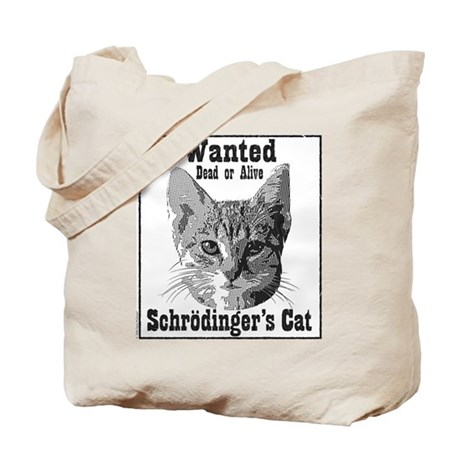 Schrodinger's Cat Bag Tote Bag