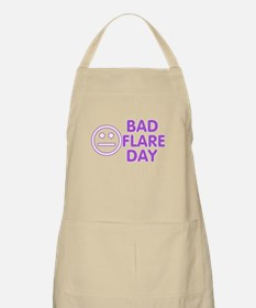 Bad Flare Day Apron