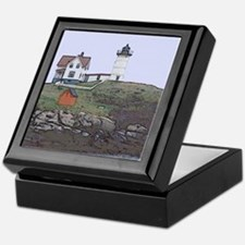 Nubble Lighthouse Keepsake Box