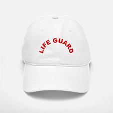 Life Guard Baseball Baseball Cap