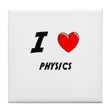 PHYSICS Tile Coaster