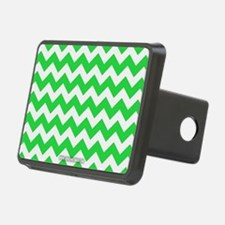 Chevron Green Hitch Cover