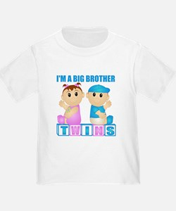I'm A Big Brother (PBG:blk) T