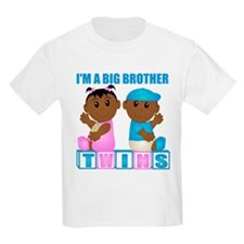 I'm A Big Brother (DBG:blk) Kids T-Shirt