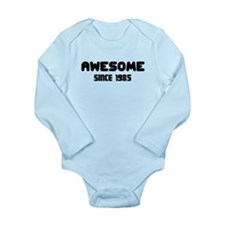 AWESOME SINCE 1985 Body Suit