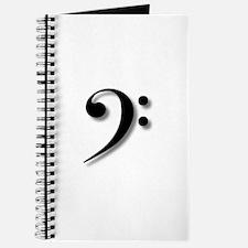 The Impressive Bass Clef Journal