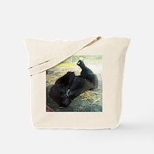 gorilla dreams Tote Bag