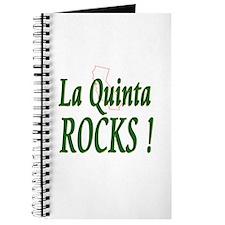 La Quinta Rocks ! Journal