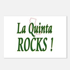 La Quinta Rocks ! Postcards (Package of 8)