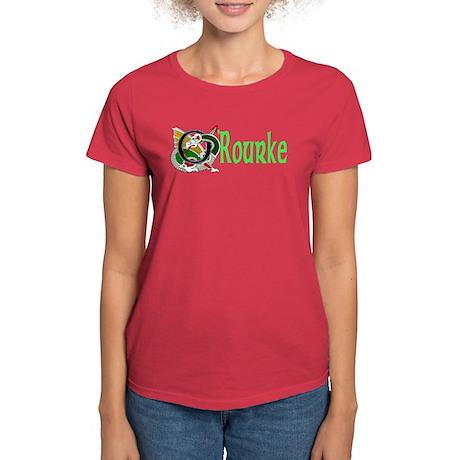ORourke Celtic Dragon Women's Dark T-Shirt