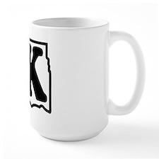 OK graphic Mug