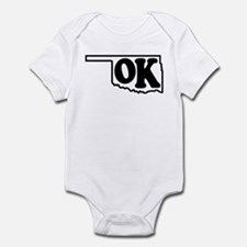 OK graphic Infant Bodysuit