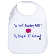 EMTs Girlfriend Bib