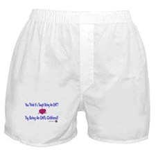 EMTs Girlfriend Boxer Shorts