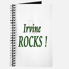 Irvine Rocks ! Journal
