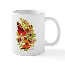 """Butterflies & Beetles"" Mug"